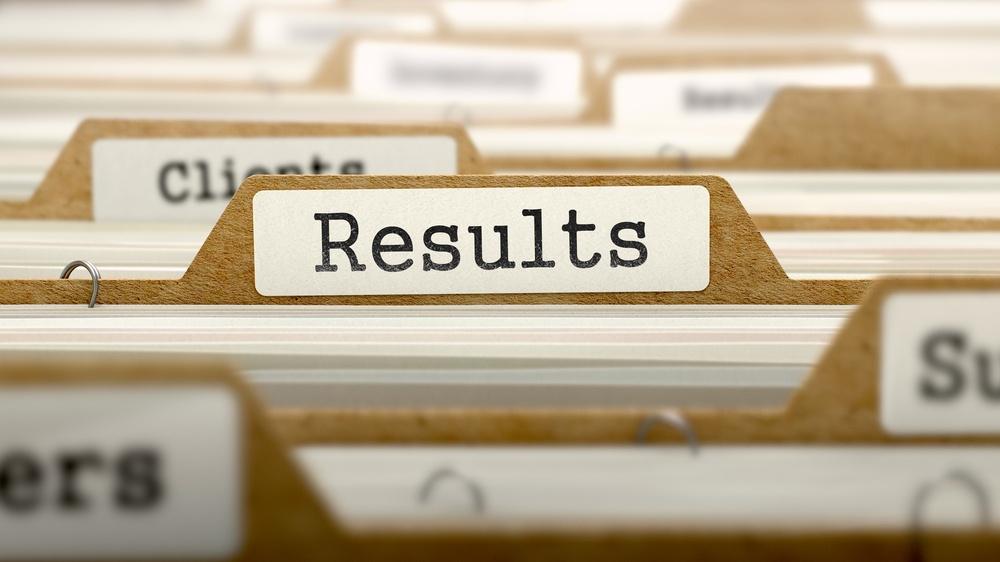 Results Concept. Word on Folder Register of Card Index. Selective Focus..jpeg
