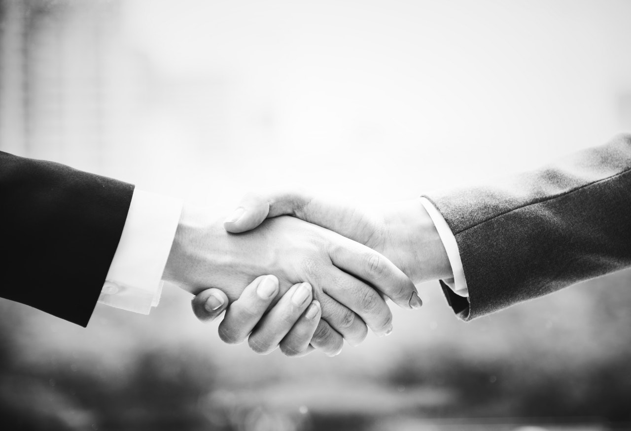 adult-black-and-white-business-deal-1437866